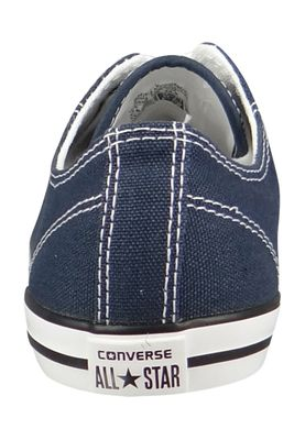 Converse Chucks 537649C AS Dainty Basic OX Tex Navy Blau – Bild 5