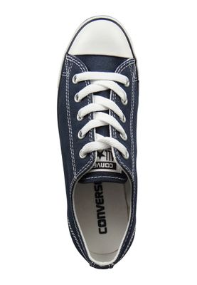 Converse Chucks 537649C AS Dainty Basic OX Tex Navy Blue – Bild 7