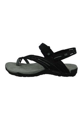 Merrell Terran Convert II J55366 Damen Black Schwarz Sandale – Bild 2