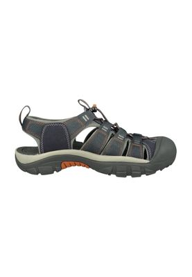 KEEN Herren Sandale Trekkingsandale NEWPORT H2 India Ink/Rust Grau - 1001931 – Bild 4