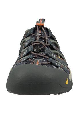 KEEN Herren Sandale Trekkingsandale NEWPORT H2 India Ink/Rust Grau - 1001931 – Bild 5