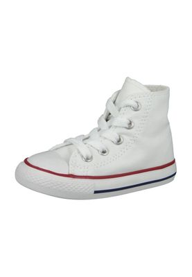 Converse Chucks Kinder 7J253C AS HI CAN White Weiss – Bild 1