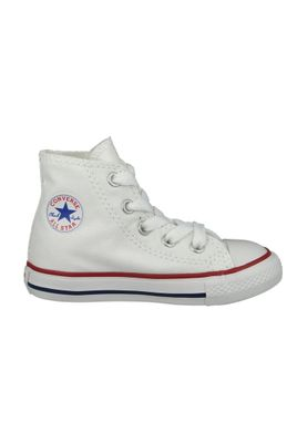 Converse Chucks Kinder 7J253C AS HI CAN White Weiss – Bild 3