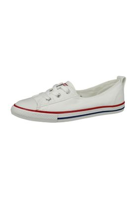 Converse Chucks Ballerina 549397C Dainty All Star Ballet Lace White Weiss – Bild 1