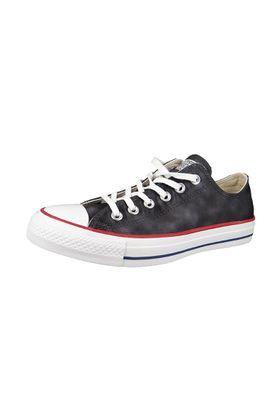 Converse Chucks 553431C CT AS Sheenwash Schwarz Black Almost Black – Bild 1