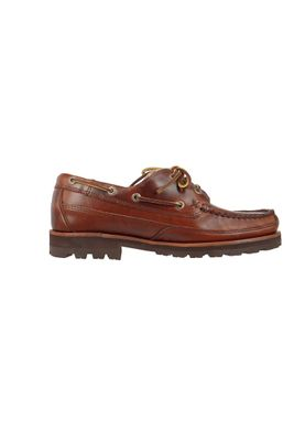 Sebago Schuhe B710064 Vershire Three Eye Brown Braun – Bild 4