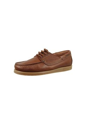 Sebago Schuhe B181014 Landon Four Eye Brown Braun – Bild 1