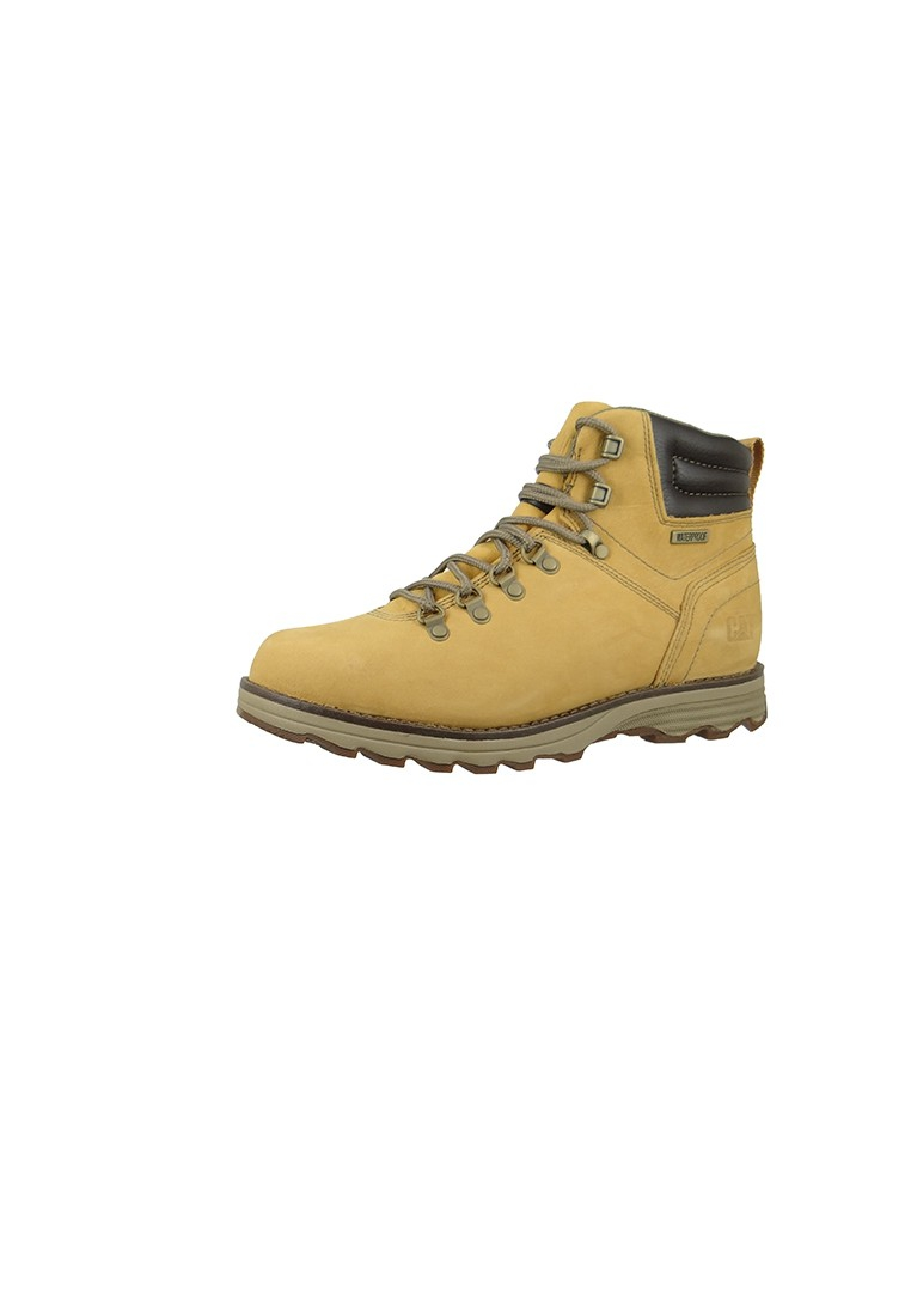 free shipping 9a1b4 a3909 CAT Caterpillar Boots Schuhe Sire Ease WP Honey P720691