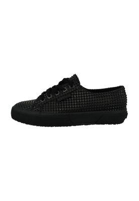Superga Schuhe Sneaker 2750 RBRPYRAMIDU S009Y80 Black Schwarz – Bild 2