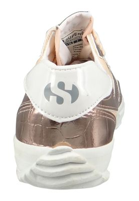 Superga Schuhe Sneaker 2832 Metcrow Metallic Bronze – Bild 3