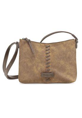 Tamaris Tasche Lyry Crossbody Bag Schultertasche Cognac Braun
