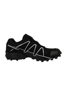 Salomon Schuhe Speedcross 4 GTX Laufschuhe 383181 Trail Schwarz Black Black Metallic – Bild 5