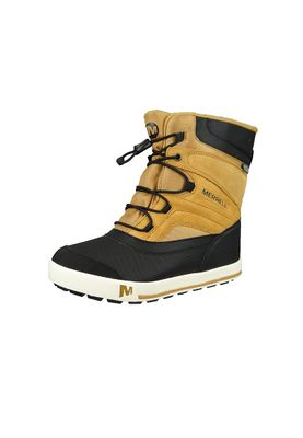 Merrell Kids Kinderstiefel Snow Bank 2.0 Waterproof Wheat Black Braun Schwarz MC56187 – Bild 1