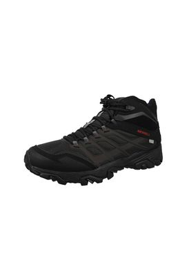 Merrell Winter Hikingschuhe Moab FST ICE+ Thermo Black Schwarz Outdoor J35793 – Bild 2