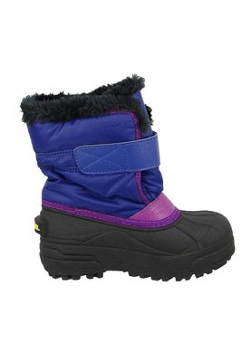 Sorel Kinder Winterstiefel SNOW COMMANDER Gefüttert NC1877-484 Grape Juice Bright Plum Lila – Bild 4