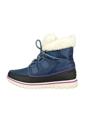Sorel Damen Winterstiefel Boot NL2297-478 COZY CARNIVAL Gefüttert Dark Mountain Blau – Bild 2