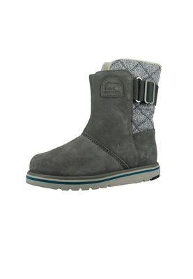 Sorel Damen Winterstiefel Boot RYLEE NL2371-078 Dark Fog Grau – Bild 1