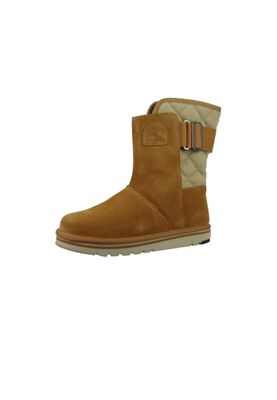 Sorel Damen Winterstiefel Boot NL2068-287 NEWBIE Elk British Tan Braun – Bild 1