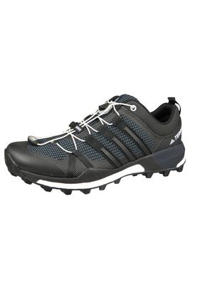 adidas Herren Outdoor Trailrunning Hiking TERREX SKYCHASER dark grey/core black/ftwr white Schwarz - BB0940 – Bild 1