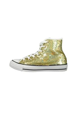 Converse Chucks 553439C CT AS Gold White Black Gold – Bild 2