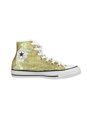 Converse Chucks 553439C CT AS Gold White Black Gold – Bild 4