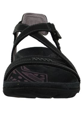 Merrell Sandspur Rose Leather J289635C Damen Black Lilac Keepsake Schwarz Sandale – Bild 5