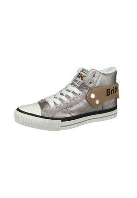 British Knights BK Sneaker B39-3726 Roco Glitter PU Bronze – Bild 1