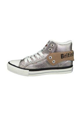British Knights BK Sneaker B39-3726 Roco Glitter PU Bronze – Bild 6