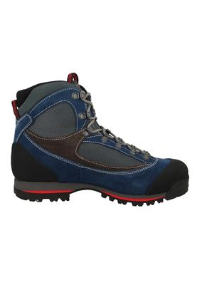 AKU Hiking Boots Trekking 838-319 TREKKER LITE II GTX Men Blue Gray Red Blue – Bild 4