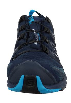 Salomon Shoes XA Pro 3D GTX Gore Tex 393320 Blue Navy Blazer Havaiian Ocean Dawn Blue – Bild 2