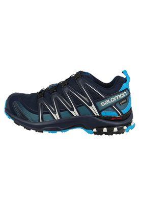 Salomon Shoes XA Pro 3D GTX Gore Tex 393320 Blue Navy Blazer Havaiian Ocean Dawn Blue – Bild 6