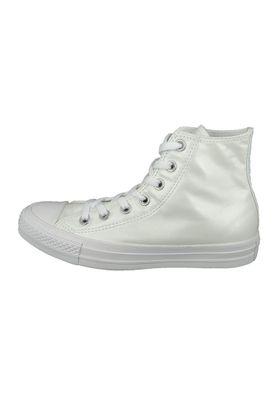 Converse Chucks 155559C Chuck Taylor Star HI White White White Weiss – Bild 3
