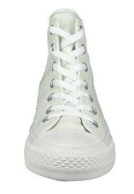 Converse Chucks 155559C Chuck Taylor Star HI White White White Weiss – Bild 5