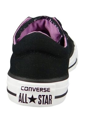 Converse Chucks 555908C CT All Star Madison OX Black White Fuchsia Glow Schwarz – Bild 6