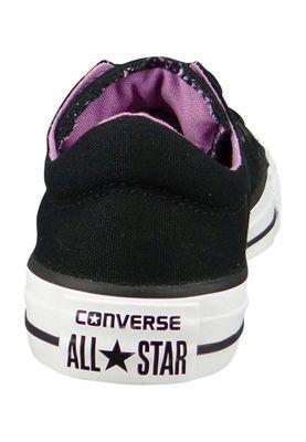 Converse Chucks 555908C CT All Star Madison OX Black White Fuchsia Glow Schwarz – Bild 6