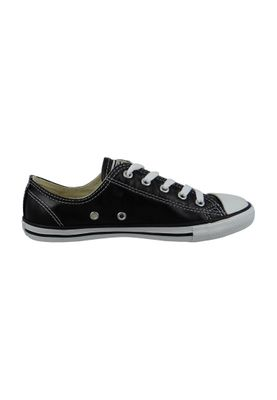 Converse Chucks 555905C Schwarz Chuck Taylor All Star Dainty OX Black Pearl Black White – Bild 5