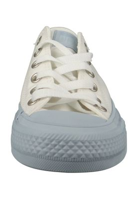 Converse Chucks 2.0 155727C Chuck Taylor All Star II OX White Porpoise Weiss – Bild 3