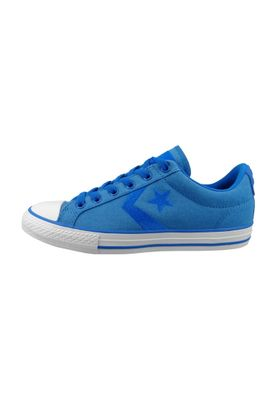 Converse Chucks Kinder 656629C Star Player EV OX Soar White Soar Blau – Bild 3