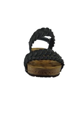 Art Sandale Pompei Black Schwarz Strappy Sandal 0733 – Bild 4