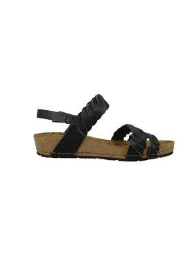 Art Sandale Pompei Black Schwarz Strappy Sandal 0733 – Bild 5