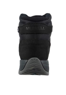 Merrell Winter Wanderschuhe Coldpack ICE+ Mid Waterproof Black Schwarz J91841 – Bild 6