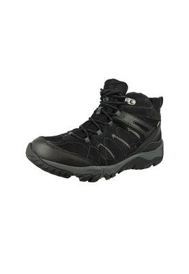 Merrell Hikingschuhe Outmost Mid Vent GTX Black Schwarz Gore-Tex Outdoor J09505 – Bild 1