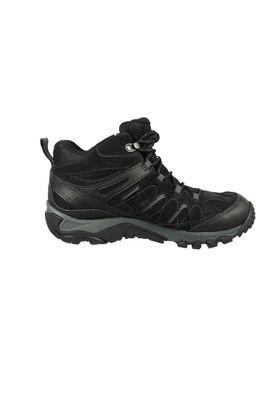 Merrell Hikingschuhe Outmost Mid Vent GTX Black Schwarz Gore-Tex Outdoor J09505 – Bild 5