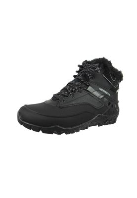 Merrell Damen Winterschuhe Aurora 6 ICE+ Waterproof Black Schwarz Winter Hike J37216 – Bild 1