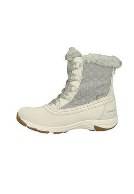 Merrell Damen Winterschuhe Ryeland Mid Polar Waterproof Ivory Creme Weiß J00798 – Bild 3