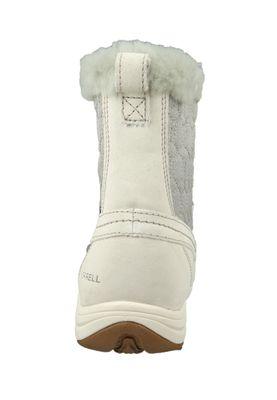 Merrell Damen Winterschuhe Ryeland Mid Polar Waterproof Ivory Creme Weiß J00798 – Bild 6