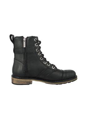 Harley Davidson Biker Boots D93387 Drexel Engineerstiefel schwarz black – Bild 2