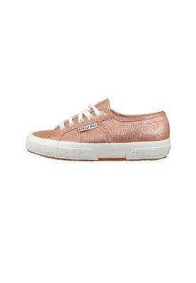 Superga Schuhe Sneaker 2750 LAMEW S001820 Rose Gold – Bild 2