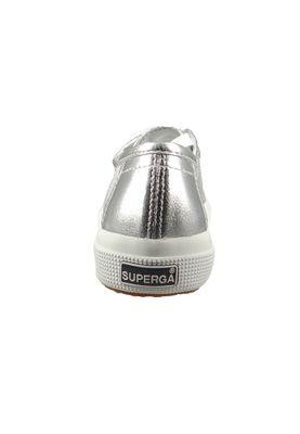 Superga Schuhe Sneaker 2750 NETW S003660 Grey Silver Silber – Bild 3