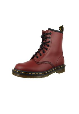 Dr. Martens 1460 Smooth Cherry Red Rot Weinrot 8-Loch 10072600 – Bild 1